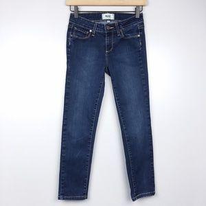 Paige Skyline Skinny Maggie Wash Jeans